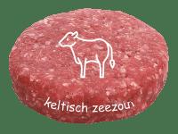 hamburger keltisch zeezout grasgevoerd natuurvlees boeren in het bos