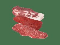 vergeten vlees pakket